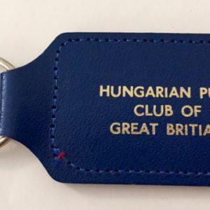 HPCofGB keyring blue